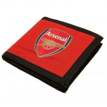 Arsenal Canvas Wallet